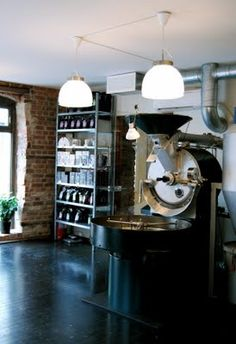 Famous' Tim Wendelboe's coffee shop in Oslo, Norway.  I will definitely visit it one day. #caffe