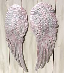 Image result for shabby chic angel wings