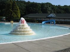 New cumnock pool in scotland right in the town centre - Swimming pools with slides in yorkshire ...