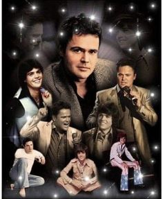 Donny Osmond, Marie Osmond, The Osmonds, Real Life, First Love, Idol, Movie Posters, Fictional Characters, David