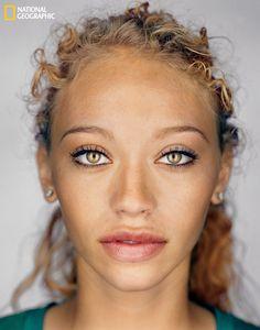 Jordan Spencer, 18, Grand Prairie, Texas Self-ID: black/biracial Census box checked: black
