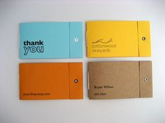 50 - Custom Mini Matchbook Notebook business cards, give aways, party favors, promotional pieces etc.