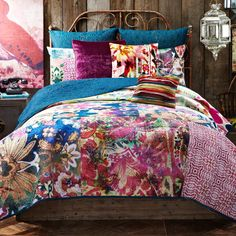 "Poetic Wanderlust Tracy Porter Leandre Quilt, King | Cotton | Machine wash | Imported | 106"" x 96"" 