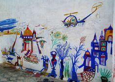 ASILAH, MOROCCO | Street Art