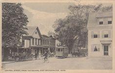 East Bridgewater. Central street.