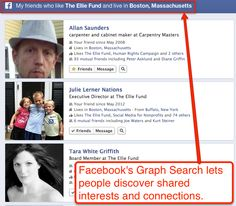 How to get your Facebook page ready for Graph Search: aka page optimization