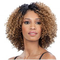 Freetress Equal Synthetic Deep Diagonal Part Lace Front Wig - Flower Blossom