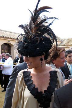 #Cherubina #tocados  #invitadas #boda