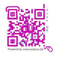 QR Code artistico - Artistic QR Code by YoSpace Intl.