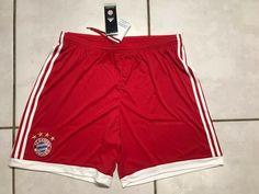 NWT ADIDAS Bayern Munich 2017/2018 Shorts Men's XL  | eBay Mens Xl, Munich, Online Price, Gym Shorts Womens, Adidas, Best Deals, Ebay, Fashion, Bavaria