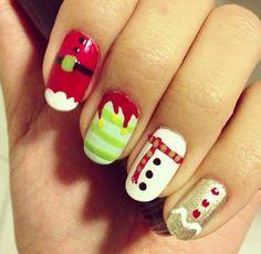 Chritsmas Nails