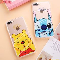 Fundas Disney para iPhone 7, 7 Plus  #Disney #WaltDisney #Stitch #Winniethepooh #MinnieMouse #MickeyMouse #Gooffy #Pluto #FundasDisney #iPhone7 #iPhone7Plus #iPhoneCase #FundasiPhone #Carcasas  www.FundasiPhoneBaratas.com