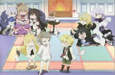 Xerxes Break Wallpaper | boys Gilbert Nightray Oz Vessalius Echo (Pandora Hearts) Xerxes Break ...