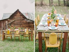 Farm Wedding Inspiration  http://rstyle.me/n/d8sakpdpe