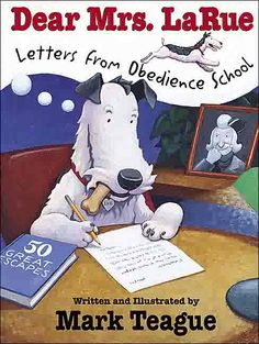 Picture book for persuasive letter writing