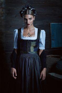 Lena Hoschek Tradition Dirndl Ludmilla