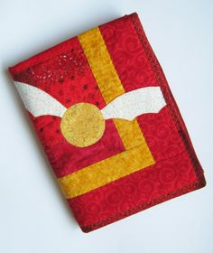 Harry Potter Gryffindor Crib Quilt- a better size than the other one I pinned, and less expensive.