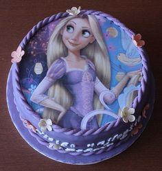 Rapunzel - Cake by Anka
