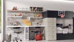 Chroma, colección de mobiliario juvenil de Kibuc