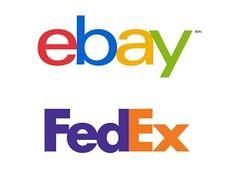 Ebay kooperiert mit FedEx - dann sparen Versandhändler nochmals Kosten .