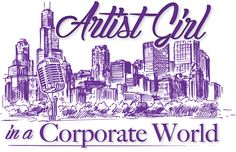 Artist Girl In A Corporate World is a community and lifestyle brand that empowers and inspires ARTISTS with a healthy dose of humor and sarcasm as they navigate through making a living in the corporate space (or whatever else you have to do to pay the bills). Most importantly, we encourage ARTISTS to HONORtheir GIFTSand TALENTSFIRST regardless of what you have to do to pay the bills. who spend the majority of their days staring at cubicle walls, to make the commitment to do more of what…