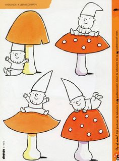 Voorzetsels Colouring Pages, Gnomes, Diy And Crafts, Unicorn, Doodles, Fairy, Dragon, Snoopy, Teaching