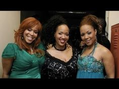 Goo Goo Talks 3rd Season of Mary Mary WeTV Reality Show - Studio Q TV