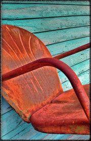El tiempo y la exquisita combinación de colores. www.casalho.com