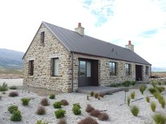 Central Otago Schist House by Chris Norman