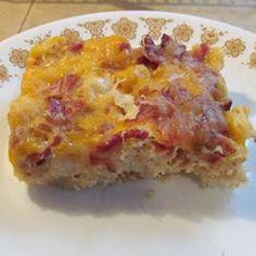 Egg and Hash Brown Pie Allrecipes.com