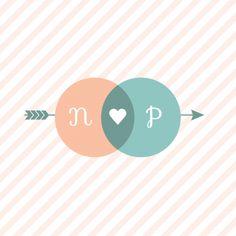 """Faire part de mariage """"Flèche de cupidon""""  http://www.lips.fr/impression/faire-part-mariage/format-150-x-150-4p-modele.html?modele_id=473"""