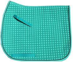 Teal   #English-Saddle-Pad #Pony-Saddle-Pad #All-Purpose-Saddle-Pad #Dressage-Saddle-Pad