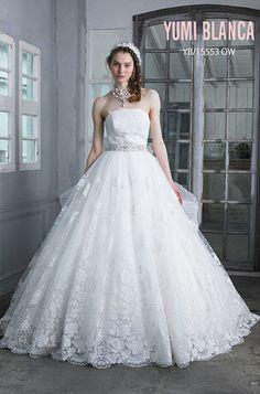 YB_15553_OW1  桂由美 ドレス ドレスカタログ ステキブライダル・フィーノ ブライダルハウス