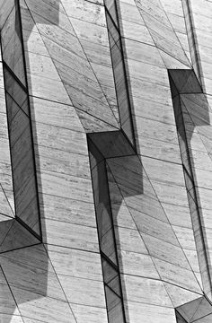 Horten Headquarters | Brutalist Architecture