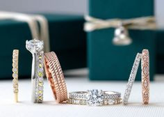 Zásnubné prstene 3C, 3Dzlatníctvo Rolex Watches, Wedding Rings, Engagement Rings, Accessories, Jewelry, Enagement Rings, Jewlery, Bijoux, Schmuck
