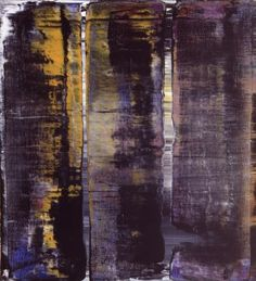 Gerhard Richter » Art » Paintings » Abstracts » Abstract Painting » 816-4