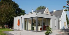 Munster joinery W. Home Extension Ireland Homes, Cottage Extension, Roof Extension, Bungalow Extensions, House Extensions, Kitchen Extension Ideas Ireland, Bungalow Haus Design, House Design
