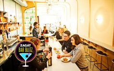 10 Hottest Bars in DC Right Now | oysters - Zagat