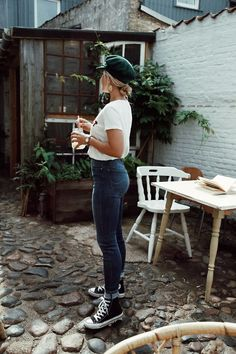 Isabella T. - The perfect Lee Jeans