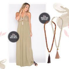 Presale: Maxi Love <3 The San Fran Maxi Dress is long and flowy and a gorgeous addition to your wardrobe. With adjustable shoulder straps and a beautiful crochet bodice, this maxi is truly divine. Wear it as is or with your favourite denim jacket.