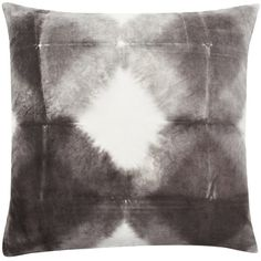 Velvet Tie Die Cushion ($56) ❤ liked on Polyvore featuring home, home decor, throw pillows, pillows, velvet throw pillows, tie dye throw pillow, tie dye home decor, set of 2 throw pillows and square throw pillows
