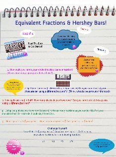 math worksheet : 1000 images about math  fractions decimals percents on  : Hershey Bar Fraction Worksheet