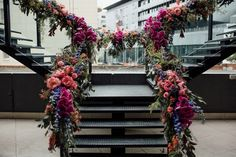 flower-filled wedding at The Olsen Melbourne - Free the Bird Photography
