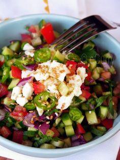 Shepherd's Salad (Coban Salatasi)