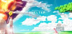 Anime Shelter Rin (Shelter) Wallpaper