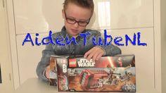 Review: Lego Rey's speeder