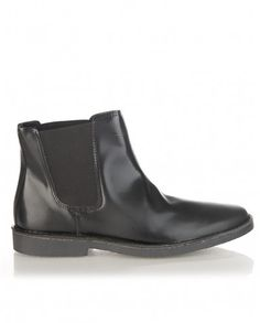 Selected Femme Lulu Chelsea Leather Boot from Atterley Road