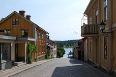 Nora I luv, Sweden Us Travel, Places To Travel, Travel Destinations, Lappland, Sweden Travel, Swedish House, Denmark, Norway, To Go
