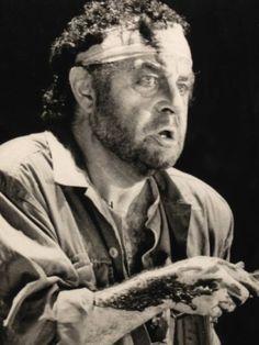 Franz Grundheber als Macbeth 1997 Hamburgische Staatsoper Sing Out, Tall Tales, Singing, Folk, Chicago, Art, Opera, Art Background, Popular