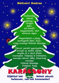 Hetvari Andrea Karacsonyi enek web Christmas Home, December, Winter, Rain, Winter Time